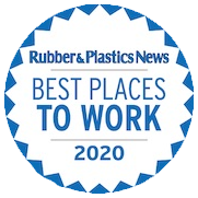 Rubber & Plastics News Best Place to Work 2019